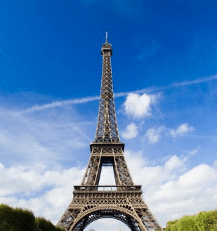 The Eiffel Tower in Paris Destination - Paris - EAT LOVE SAVOR International luxury lifestyle magazine and bookazines