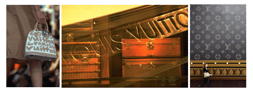 Louis Vuitton trunks banner Vintage Luggage: The Louis Vuitton Trunk - EAT LOVE SAVOR International luxury lifestyle magazine and bookazines