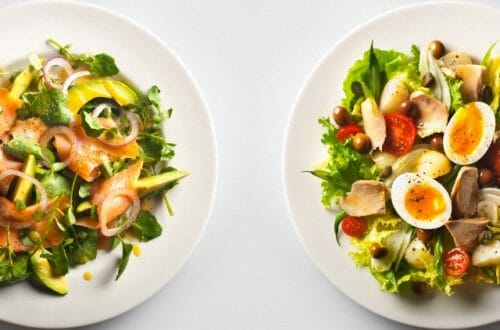 salad nicoise RecipeBox: Spring on a Plate - EAT LOVE SAVOR International luxury lifestyle magazine, bookazines & luxury community