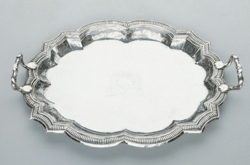 silver tray For the Love of Trays: Something Every House Should Have - EAT LOVE SAVOR International luxury lifestyle magazine, bookazines & luxury community