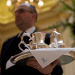 waiter serving tea silver Great Smart Places for Afternoon Tea - EAT LOVE SAVOR International luxury lifestyle magazine, bookazines & luxury community