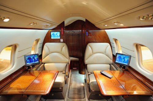 Interior Of Private Jet Airplane 5227241 Discover: Private Jets: The Luxurious Way to Fly - EAT LOVE SAVOR International luxury lifestyle magazine, bookazines & luxury community