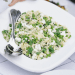 pasta and peas Recipe Box: Pasta Salad with Peas, Lemon and Goat Cheese - EAT LOVE SAVOR International luxury lifestyle magazine and bookazines