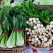 organic vegetables at farmers market Rediscover: Summer Farm Markets - EAT LOVE SAVOR International luxury lifestyle magazine, bookazines & luxury community