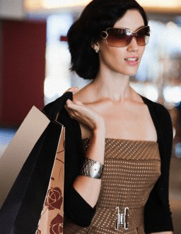 Woman in luxury sunglasses For the Love of Luxury Sunglasses - EAT LOVE SAVOR International Luxury Lifestyle Magazine