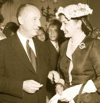 Designer Christian Dior Attending Fashion Show Party Discover: Iconic Luxury Fashion: Christian Dior - EAT LOVE SAVOR International luxury lifestyle magazine and bookazines