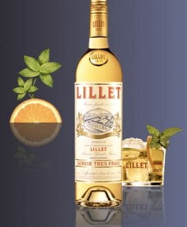 Lovely Lillet Discover: Lillet - The French Wine Aperitif - EAT LOVE SAVOR International luxury lifestyle magazine and bookazines