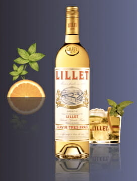 Lovely Lillet Discover: Lillet - The French Wine Aperitif - EAT LOVE SAVOR International Luxury Lifestyle Magazine