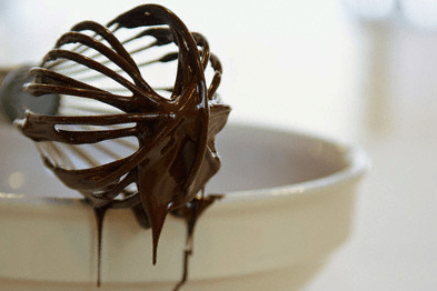 chocolate on a whisk Discover: Whisks - the Simple Luxury of Great Kitchen Tools - EAT LOVE SAVOR International luxury lifestyle magazine, bookazines & luxury community