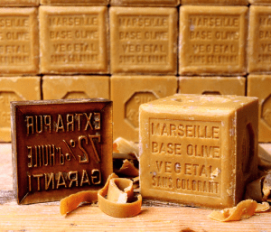 the famous Savon de Marseille soap cube french milled Discover ~ Luxurious French Milled Soap - EAT LOVE SAVOR International Luxury Lifestyle Magazine