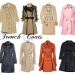 trench coats eat love savor magazine Fashion Classics: The Trench Coat - EAT LOVE SAVOR International luxury lifestyle magazine, bookazines & luxury community