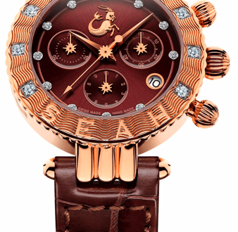 SEAH astrological watch SEAH Watches Exhibit Your Astrological Sign - EAT LOVE SAVOR International Luxury Lifestyle Magazine