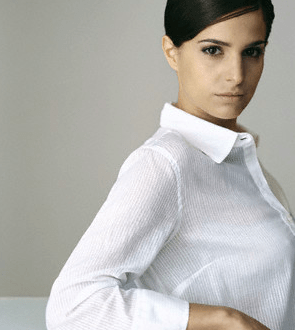 woman white shirt Fashion Classics: The White Shirt - EAT LOVE SAVOR International luxury lifestyle magazine and bookazines