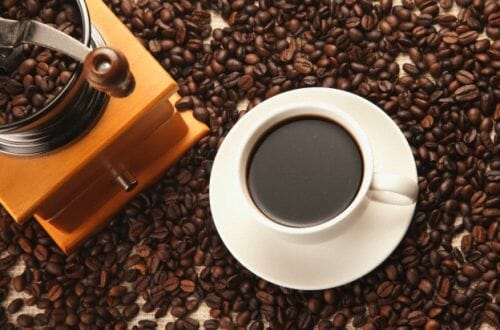 coffee grinds The Art of Coffee - Back to the Grind - EAT LOVE SAVOR International luxury lifestyle magazine and bookazines