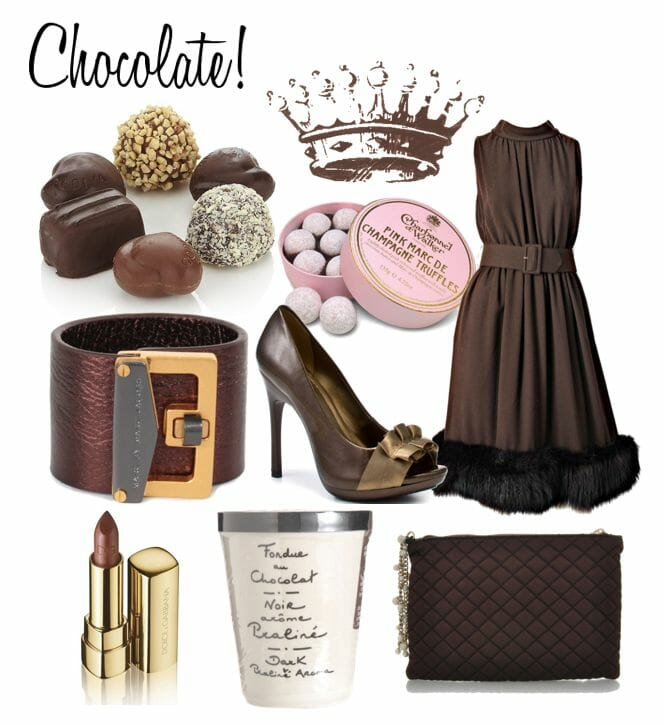 chocolate vday 2012 For the Love of Chocolate! - EAT LOVE SAVOR International luxury lifestyle magazine and bookazines