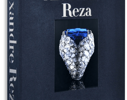 Alexandre Reza Alexandre Reza, Gemologist, Master Artisan and Exclusive Jeweler in Paris - EAT LOVE SAVOR International luxury lifestyle magazine and bookazines
