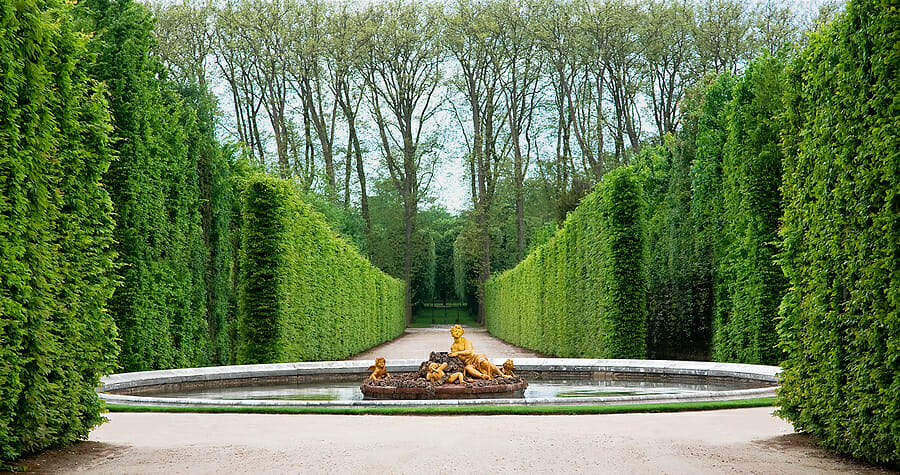 bigstock Versailles Garden France 19418069 Letter from the Editor: The Magic of Making 'Beauty' a Priority - EAT LOVE SAVOR International Luxury Lifestyle Magazine