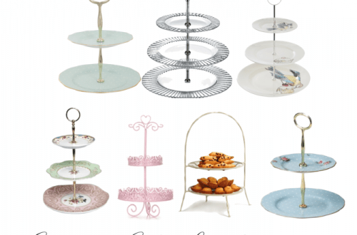 cake stands For the Love of: Afternoon Tea Cake Stands - EAT LOVE SAVOR International Luxury Lifestyle Magazine