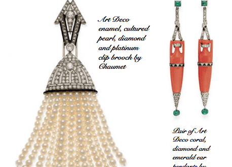 art deco jewelry Art Deco Jewelry Buying Guide: Cartier Bracelets, Evening Bags, and Timepieces - EAT LOVE SAVOR International luxury lifestyle magazine and bookazines