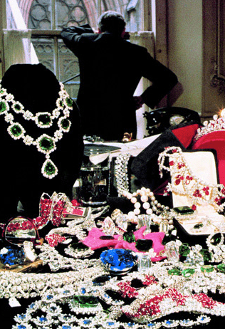 Harry Winston the man himself with his jewelry History and Legacy of Harry Winston - EAT LOVE SAVOR International luxury lifestyle magazine and bookazines