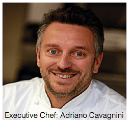 executive chef Adriano Cavagnini 2 Luxury Breakfasts: A Chef's Perspective: Interview with Four Seasons Hotel, Park Lane, London – Executive Chef: Adriano Cavagnini - EAT LOVE SAVOR International Luxury Lifestyle Magazine