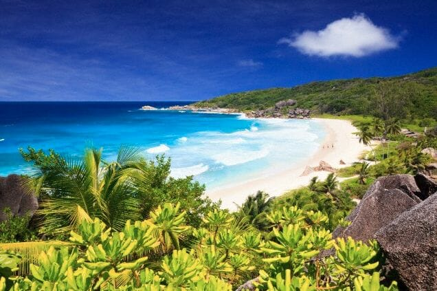 La Digue Seychelles Reconnect With Nature: The Beach - EAT LOVE SAVOR International luxury lifestyle magazine and bookazines