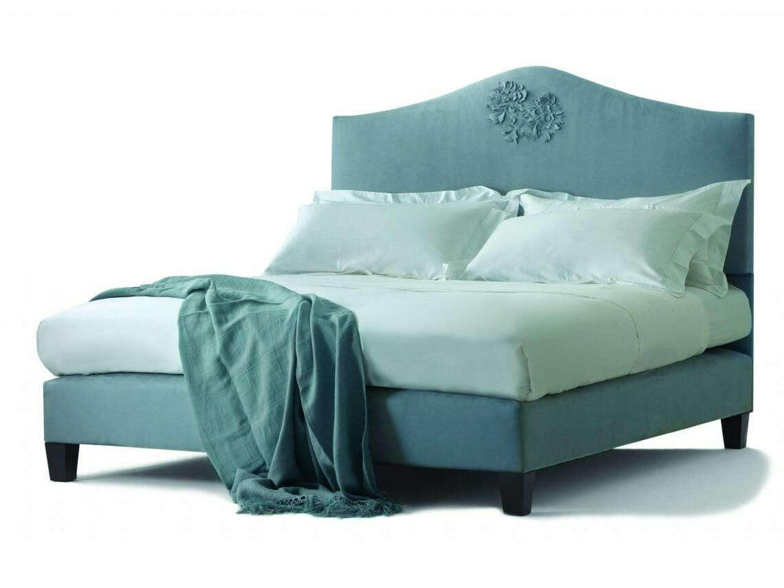 SB 3damask HR Savoir Beds, Makers of Luxury Beds for over a Century - EAT LOVE SAVOR International Luxury Lifestyle Magazine