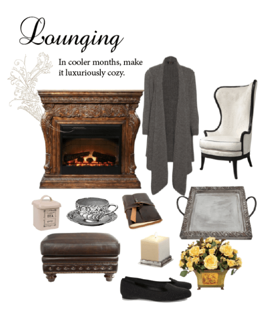 the art of lounging coooler months The Art of Lounging: Cooler Months - EAT LOVE SAVOR International Luxury Lifestyle Magazine