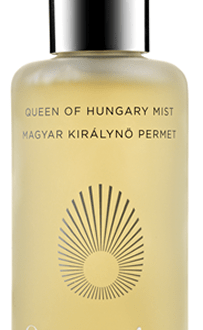 QUEEN OF HUNGARY MIST Uplifting, Beautiful and Historical: Queen of Hungary Mist from Omorovicza - EAT LOVE SAVOR International luxury lifestyle magazine and bookazines