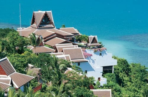 INTERCONTINENTAL SAMUI BAAN TALING NGAM RESORT DISCOVER: Intercontinental Samui Baan Taling Ngam Resort, Thailand - EAT LOVE SAVOR International luxury lifestyle magazine and bookazines
