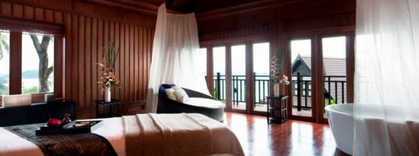 INTERCONTINENTAL SAMUI spa BAAN TALING NGAM RESORT AM DISCOVER: Intercontinental Samui Baan Taling Ngam Resort, Thailand - EAT LOVE SAVOR International luxury lifestyle magazine, bookazines & luxury community