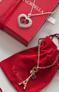 korbella jewelry DISCOVER: Korbella. Necklaces with History and a Piece of Paris - EAT LOVE SAVOR International Luxury Lifestyle Magazine