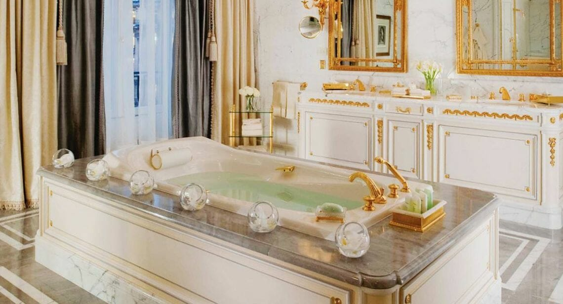 FSPARIS BATHROOM Discover: The Art of Taking a Bath - EAT LOVE SAVOR International luxury lifestyle magazine, bookazines & luxury community