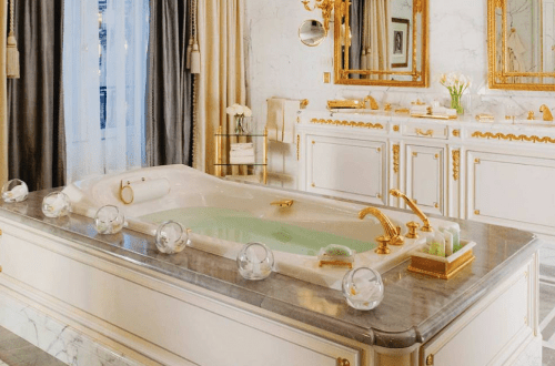 FSPARIS BATHROOM Discover: The Art of Taking a Bath - EAT LOVE SAVOR International luxury lifestyle magazine and bookazines