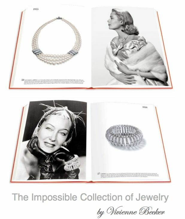 impossible collection of jewelry 2 book READING: The Impossible Collection of Jewelry by Vivienne Becker - EAT LOVE SAVOR International luxury lifestyle magazine and bookazines