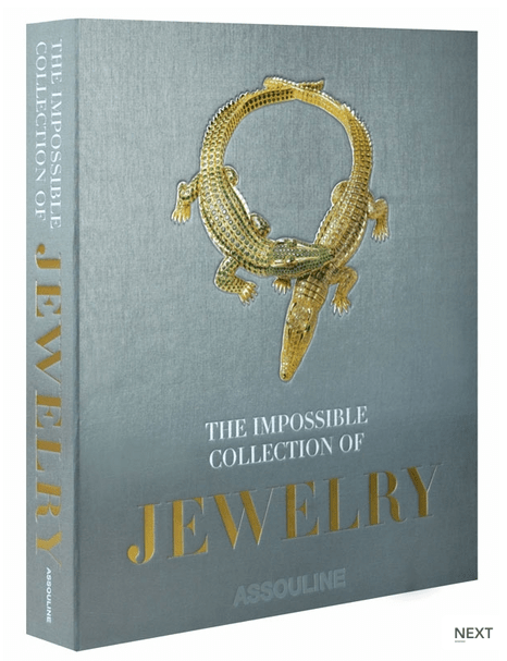 Reading The Impossible Collection Of Jewelry By Vivienne Becker Eat Love Savor