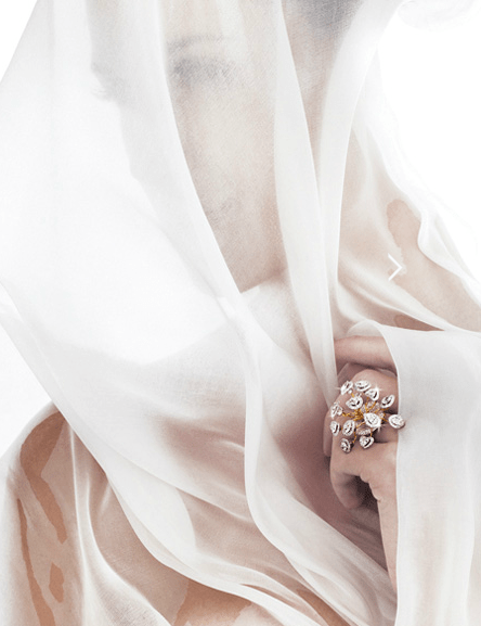 Bina Goenka ring PROFILE: International Luxury Jewellery Designer, Bina Goenka, Creates Timeless Masterpieces To Be Treasured - EAT LOVE SAVOR International luxury lifestyle magazine, bookazines & luxury community