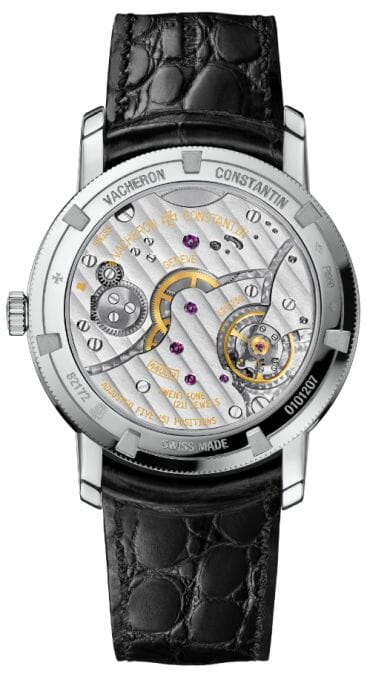 PATRIMONY TRADITIONNELLE SMALL SECONDS back2 TIMEPIECES: Vacheron Constantin Patrimony Traditionelle Small Seconds, Classic and Timeless - EAT LOVE SAVOR International luxury lifestyle magazine, bookazines & luxury community
