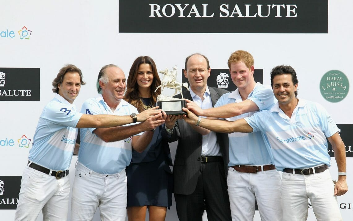 Royal Salute 1 Teams Announced for the Sentebale Royal Salute Polo Cup at Greenwich Polo Club on May 15, 2013 - EAT LOVE SAVOR International Luxury Lifestyle Magazine
