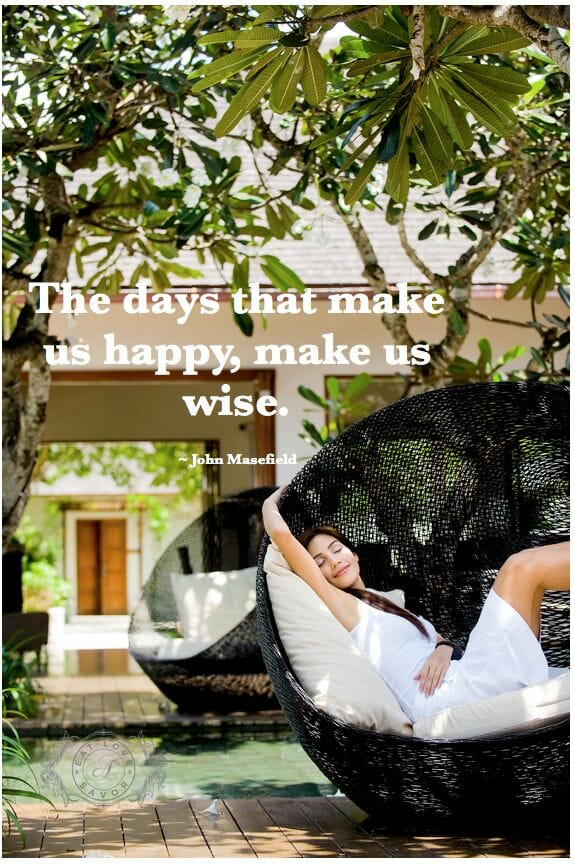 Screen shot 2013 06 29 at 8.54.38 AM Pondering Happiness, a #quote... - EAT LOVE SAVOR International Luxury Lifestyle Magazine