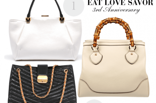 3rd anniversary top 3 bags Our Editor Selects: Top 3 Luxury Bags - Celebrating our 3rd #Anniversary - EAT LOVE SAVOR International luxury lifestyle magazine, bookazines & luxury community