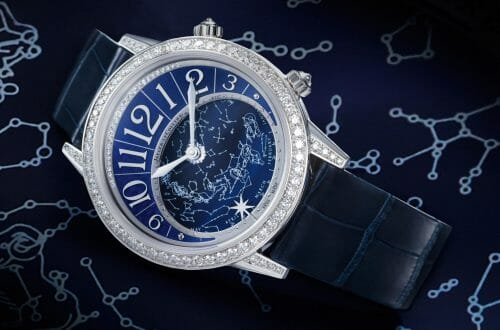 Jaeger LeCoultre Rendez Vous Celestial 1 Jaeger-LeCoultre, feminine collection Honouring 180 years of watchmaking expertise - EAT LOVE SAVOR International luxury lifestyle magazine, bookazines & luxury community