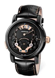 image003 Montblanc Nicolas Rieussec Rising Hours for Monaco Only Watch 2013 - EAT LOVE SAVOR International luxury lifestyle magazine, bookazines & luxury community