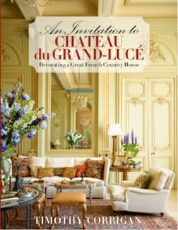 corrigan chateau cover Private Escapes Explored in a Gem of a Castle, Château du Grand Lucé - EAT LOVE SAVOR International luxury lifestyle magazine and bookazines