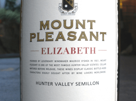 McWilliams Mount Pleasant elizabeth semillon WINE REVIEW: Semillon, McWilliams, Mount Pleasant, Elisabeth, 2006 - EAT LOVE SAVOR International luxury lifestyle magazine, bookazines & luxury community