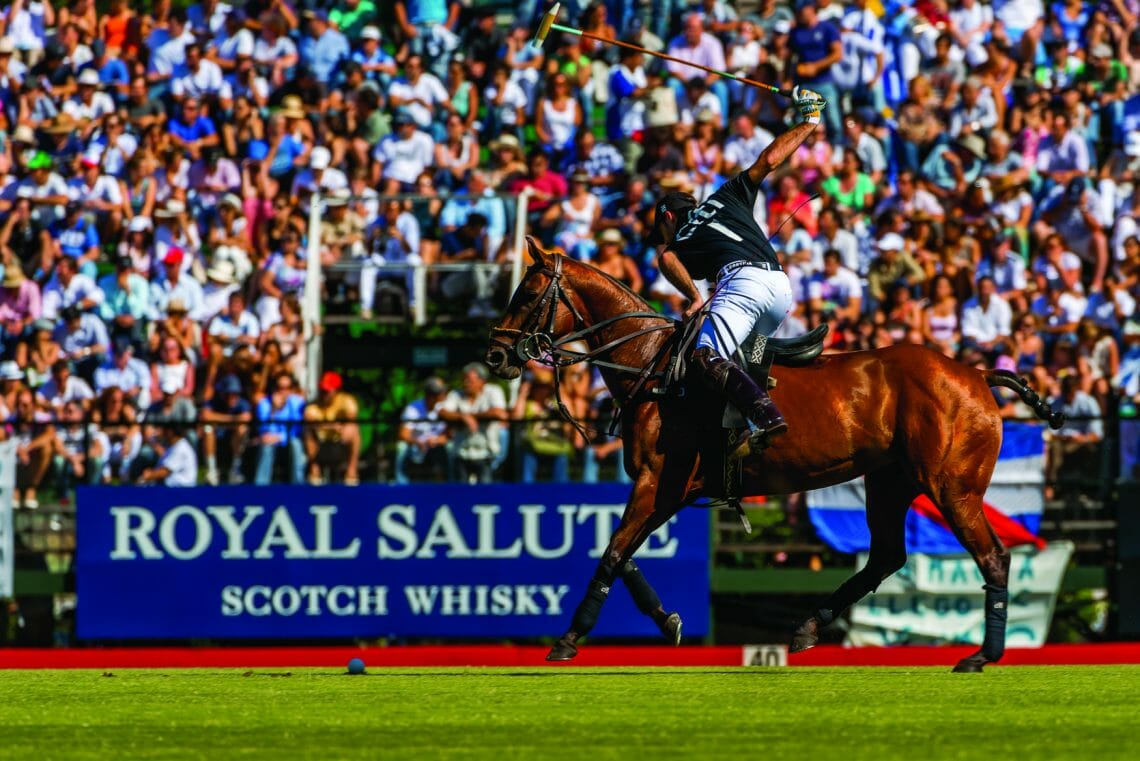 Royal Salute Polo Luxury News | POLO - World First for Argentine Open Final as Alegria is Set to Take on La Dolfina - EAT LOVE SAVOR International luxury lifestyle magazine, bookazines & luxury community