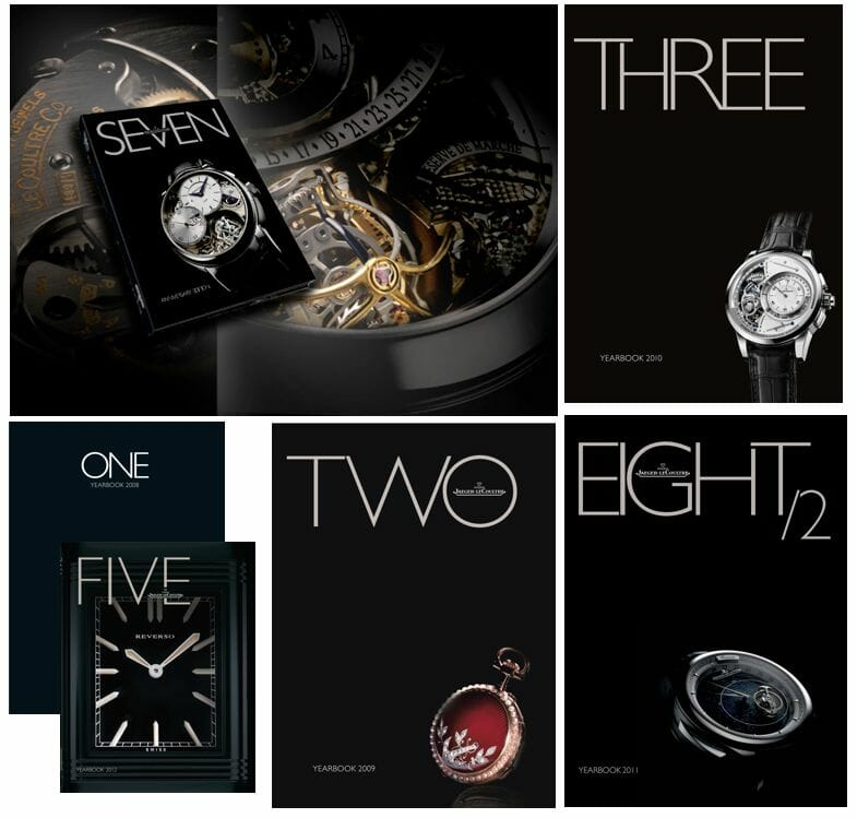 jaeger lecoultre yearbooks Jaeger-LeCoultre Yearbooks, A Tribute to Beauty and Imagery - EAT LOVE SAVOR International luxury lifestyle magazine, bookazines & luxury community