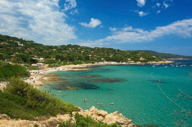 Escalet beach Saint Tropez Top 10 Events in The South of France - EAT LOVE SAVOR International Luxury Lifestyle Magazine