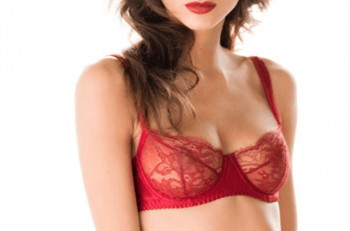 fleur of england Red Luxury Lingerie Collection: Amour from Fleur of England - EAT LOVE SAVOR International luxury lifestyle magazine, bookazines & luxury community