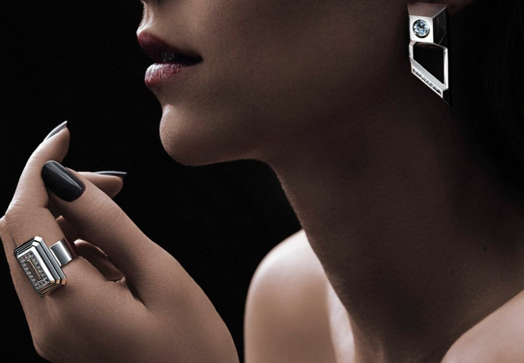 ruifier Ruifier London: Blending Technology and Architectural Shapes into Jewelry - EAT LOVE SAVOR International Luxury Lifestyle Magazine